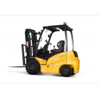 China 2.5 TON Electric Warehouse Forklift / Industrial Forklift Truck DC AC Drive System on sale