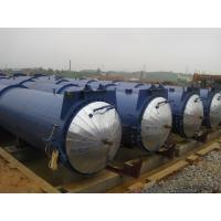 Buy cheap Large Scale Steam Brick / AAC Concrete Autoclave Φ2.68 × 31m / Pressure Vessel Autoclave from wholesalers