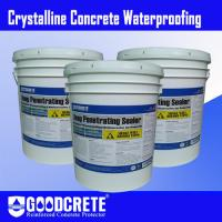 Buy cheap Crystalline Concrete Waterproofing, Surface applied product