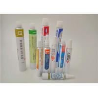 Buy cheap Colorful Packaging Aluminum Collapsible Tubes for Hand Cream / BB Cream / Toothpaste product