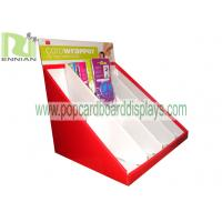 Buy cheap Header phone cardboard display stand point of purchase displays cardboard displays ENCD006 product