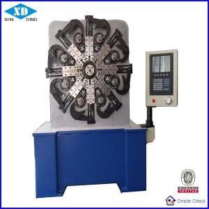Versatile Universal CNC Spring Making Machine ,1.8 ~ 3.5 mm Wire Diameter