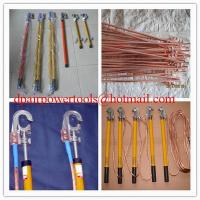 Buy cheap Safety Earthing device&Grounding wire,Wire grounding product