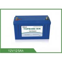 Buy cheap Batterie de phosphate de lithium de Topband, OEM de paquet de batterie de Lifepo4 Ev admis product