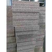 Buy cheap Finished Surface Waterproof Particle Board , Both Side Pressed Particle Board Veneer Finish product