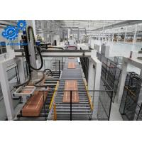 Buy cheap Energy Saving Furniture Assembly Line , Stainless Steel Door Assembly Line product