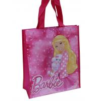 Buy cheap 105Gsm Big Capacity Reusable Carrier Bags Non Woven For Lady Shopping product