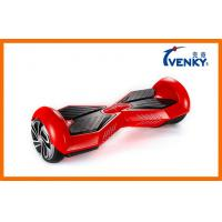 Buy cheap Chrome RED Bluetooth self balancing scooter hoverboard / Child Smart Hoverboard from wholesalers