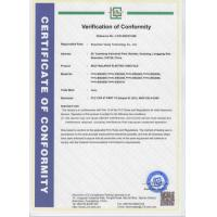 Shenzhen  Venky  Technology  Co.,Limited Certifications