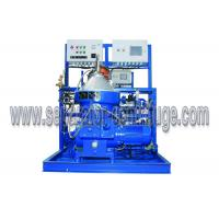 Buy cheap Marine Power Plant Diesel Engine Fuel Oil Handling System Disc Separator 5000 LPH product