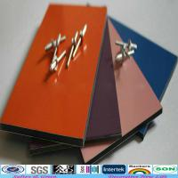 Buy cheap Multi-purpose use of the aluminum composite panel/ cabinet acp sheet product