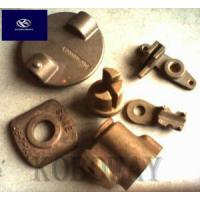 Buy cheap Professional Non Ferrous Metal Casting Parts Bronze Casting Process OEM Available product