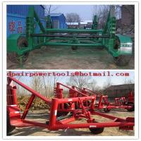Buy cheap reel trailers,cable-drum trailers,CABLE DRUM TRAILER product
