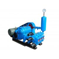 Buy cheap BW250 Oil Drilling Mud Pump Diesel Mud Pump High Pressure For Water Well Drilling Rig product