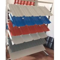Buy cheap Light Weight Composite Plastic Spanish Roof Tiles Thamal Resistance product