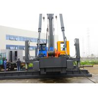 Buy cheap No Air Pollution Hammer Piling Machine For PHC Pile SGS Certification product