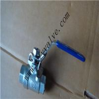 Buy cheap Stainless Steel Ball Valve with Threaded Ends (1/4-4 inch) product