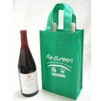 Buy cheap Good Quality eco-friendly non woven drink bag ,wine bag product