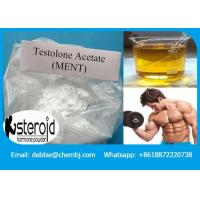Buy cheap Trestolone Acetate Bodybuiding  Anabolic Steroid Powder White MENT Fat Loss Supplement product