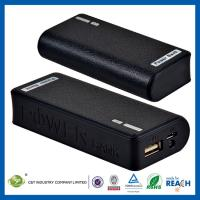 Buy cheap Rectangle Iphone 6 Portable Power Banks , 5600mAh External Battery Charger Pack product