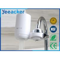 Buy cheap Ceramics Activated Carbon Chlorine Remover Tap Water Filter 0.1Um Precision product