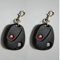 Buy cheap 2.45GHz Active Keychain RFID Tag / 2.45GHz Active Key Fob product