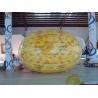 Buy cheap Le fruit gonflable de melon de Gaint formé monte en ballon l'impression UV 4m longtemps from wholesalers