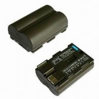 Buy cheap High Quality Battery with 7.2V Voltage, 900mAh Battery for Panasonic Digital Cameras product