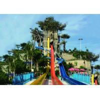 Quality Adult High Speed Tall Water Slides for sale