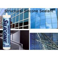 China Clear / White / Black / Grey Structural Silicon Sealant , Spray Sealant Heat Resistant on sale