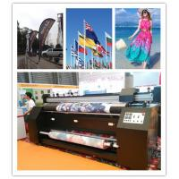 China Continuous Ink Digital Printing Machines For Fabrics , High Resolution on sale