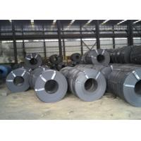 Buy cheap Mill / Slit Edge Stainless Steel Metal Strips, 93 Hardness Hot Rolled Steel Strip product