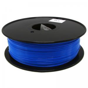 Buy cheap PLA 3D Printer Filament 1 kg Spool, 1.75 mm Blue product