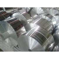 Quality 8011 Soft Lubricated White Lacquered Aluminum Foil Roll For Airline Container for sale