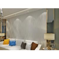 Buy cheap 3D Peel And Stick Modern Removable Wallpaper Washable For Office , Strippable Type product
