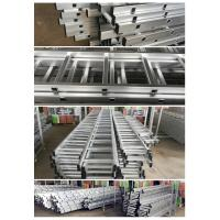 Buy cheap Exclusive offer: real-buy stable steel Aluminum Single Straight Scaffolding Ladder for sale in construction product