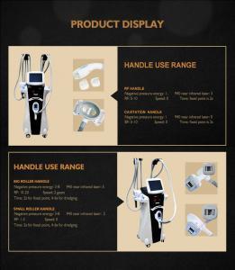 Buy cheap Multifunction Body Tightening 1300w Vacuum Cavitation Machine For Body Shaping product