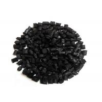 Buy cheap Recycled Toughened Nylon PA 66 Black Granules With Good Dynamic Balance product