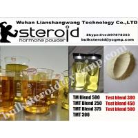 Buy cheap Anabolic Mixed Blend Steroid injection Oil Test blend 300 TMT Blend 450/500 Yellow liquid for  for Muscle Gain product