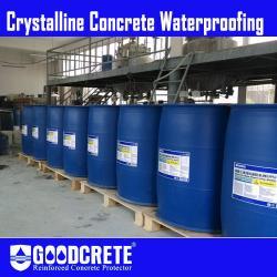 Materiais protetores impermeáveis Co. de Shijiazhuang Goodcrete, Ltd.