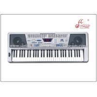 Buy cheap 61 Keys 136 Timbres Keyboard Musical Instrument with DC12V500MA Power Supply product