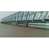 Buy cheap Prefabricated Steel Truss Bridge with Hot - Dip Galvanized Surface Protection product