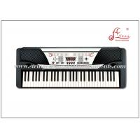 Buy cheap 20 Rhythms Musical Instrument 61 Key Electronic Keyboard 955×365×133 Mm 23.5kgs Weight product