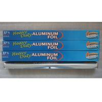 Buy cheap Non Stick Heavy Duty Aluminum Foil Wrap roll 2 pack 12'' x 75ft / 25ft product