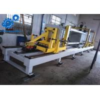 Buy cheap Efficient Custom Automated Machines Heat Exchanger Processing Assembly Line product