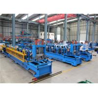 Buy cheap Automatic Panel Roll Forming Machine Interchangeable  Purlin Roll Former product