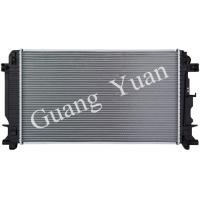 Buy cheap DPI 13254 Mercedes Benz Radiator , Water Cooling Radiator 9065000302 / 0402 / 68013630AA product