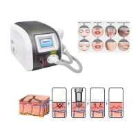 Buy cheap 500w 800w Pico Laser Tattoo Removal Machine Portable product