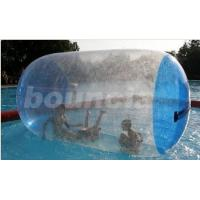 Quality 0.8mm or 1.0mm PVC Material Inflatable Roller Ball For Pool Or Lake for sale