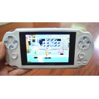 Buy cheap 4.3 inch gaming console with TV-OUT ,wifi PAP-k4 product